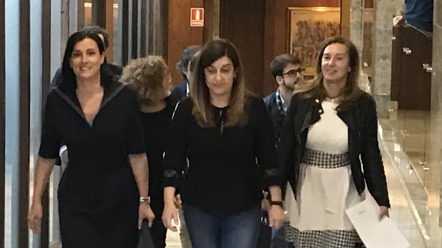 """Gema Igual, alcaldesa de Santander: """"No he mentido, ha sido un error y no pienso dimitir"""""""