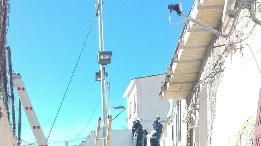 Endesa detectó en 2017 un fraude eléctrico en la provincia equivalente al consumo de un mes en la capital