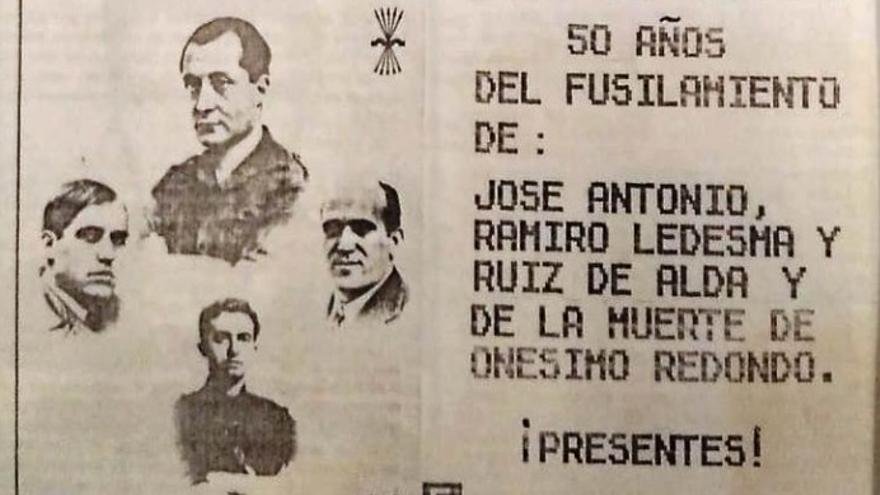 Fragmento del artículo firmado por Javier Ortega Smith Molina