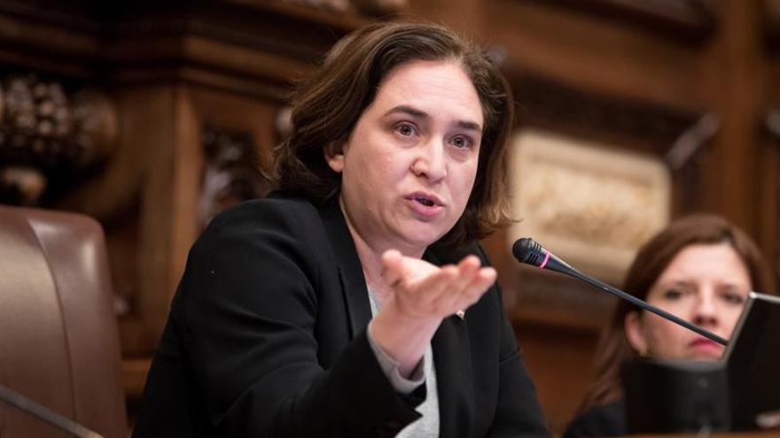 """Colau: Estado está """"fallando clamorosamente"""" con los presos independentistas"""