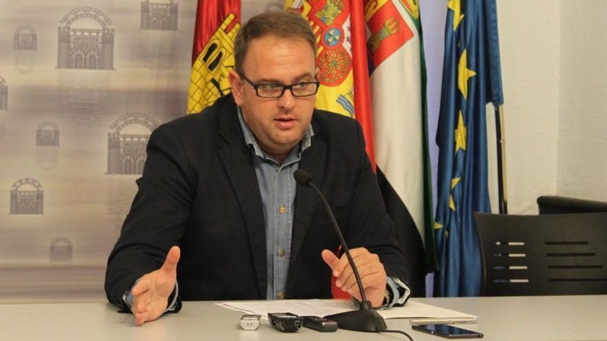 Antonio Rodríguez Osuna, alcalde de Mérida / http://merida.es/