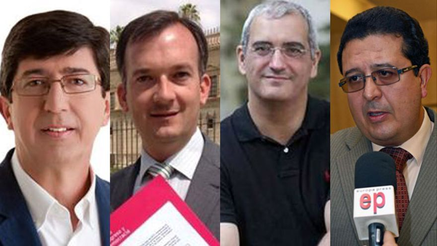 Candidatos Junta