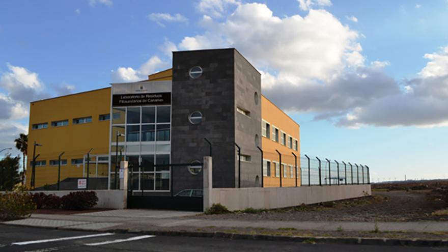 Instalaciones de residuos fitosanitarios del ITC en Arinaga. Canarias Ahora.