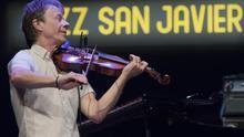 Pierre Blanchard en el Festival de Jazz de San Javier/ GOIO VILLANUEVA