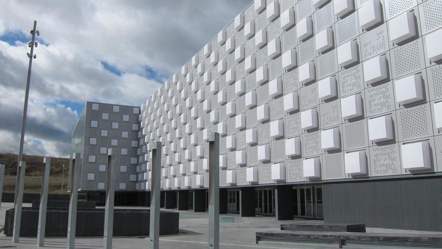 El Gobierno estudia abrir parcialmente el pabellón Reyno de Navarra