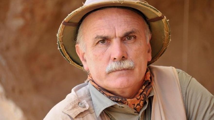 Eudald Carbonell, arqueólogo y profesor universitario