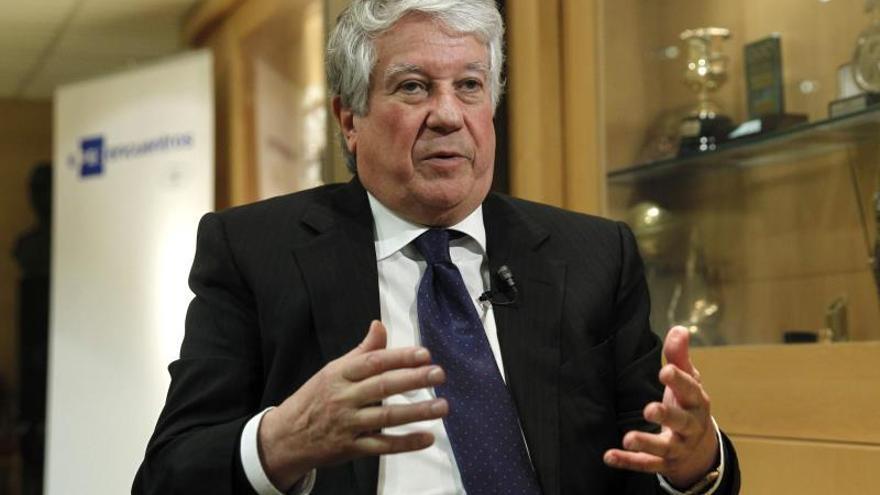 Arturo Fernández dice que seguirá en la CEOE aunque no fuera reelegido en Madrid
