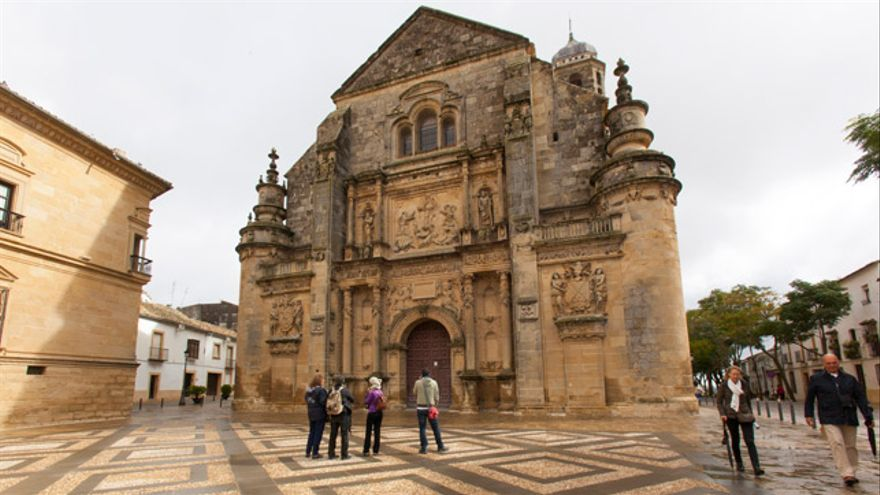 Iglesia del Salvador, Úbeda.