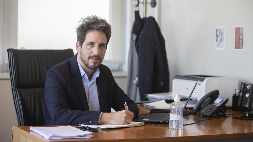 Andrés Krymer, subsecretario de Promoción Turística.