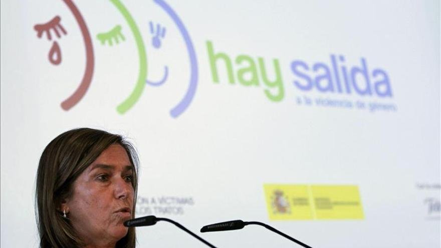 La ministra de Sanidad, Servicios Sociales e Igualdad, Ana Mato. EFE