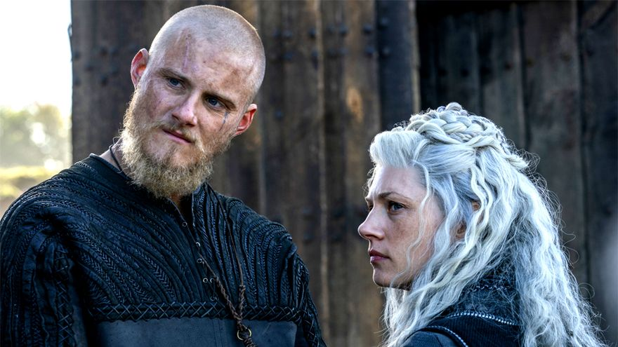 Imagen de 'Vikingos'