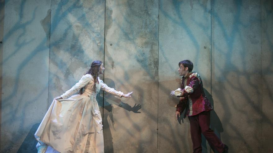 Romeo y Julieta, del Teatro Clásico Andaluz | Foto: Rafael Castilla
