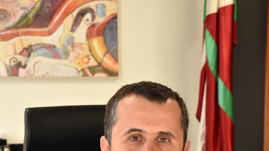 Alberto Alonso, director de Osalan.