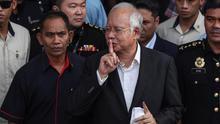 El tesoro de Najib y su mujer que sacude la trama de corrupción de Malasia