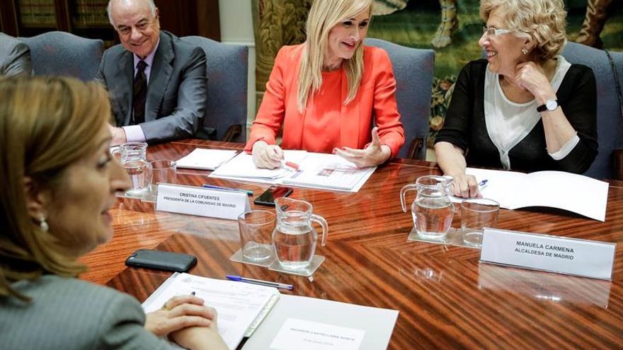 El TSJM admite el recurso de Castellana Norte contra la paralización de su plan