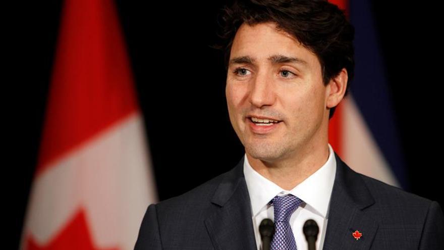Trudeau defenderá ante la APEC potenciar el comercio frente a las amenazas de Trump