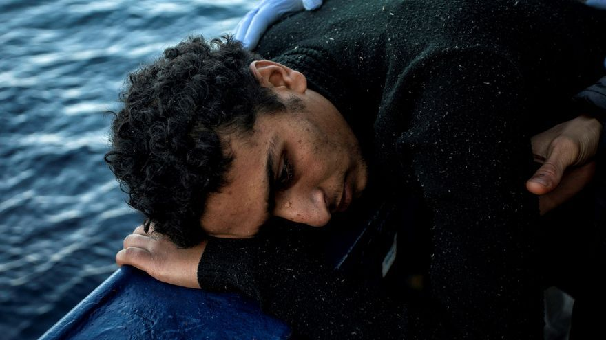 818 personas interceptadas en Mediterráneo y devueltas a Libia