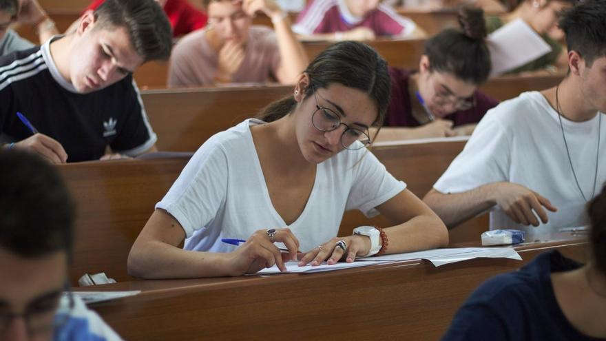 2.750 estudiantes cántabros harán la EBAU, en 25 sedes de quince municipios
