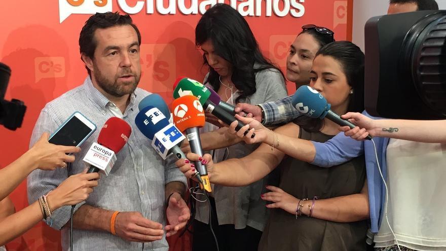 Miguel Gutiérrez critica que el PP se dé una semana para contestar a C's y exige una respuesta clara y sin matizaciones