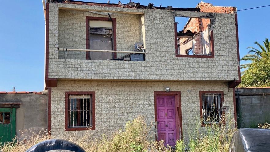 El Ayuntamiento declara en ruina un edificio en el barrio San Miguel