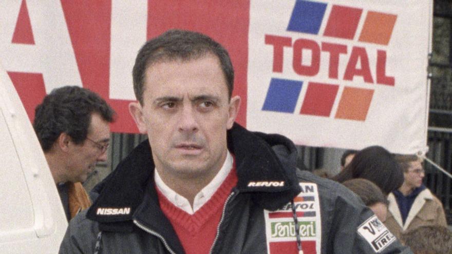 El hijo del expresidente de la Generalitat Jordi Pujol Ferrusola en una imagen de archivo de 1997 / Foto: Toni Garriga (EFE)