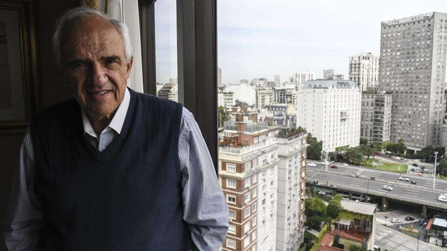 El expresidente de Colombia, Ernesto Samper.