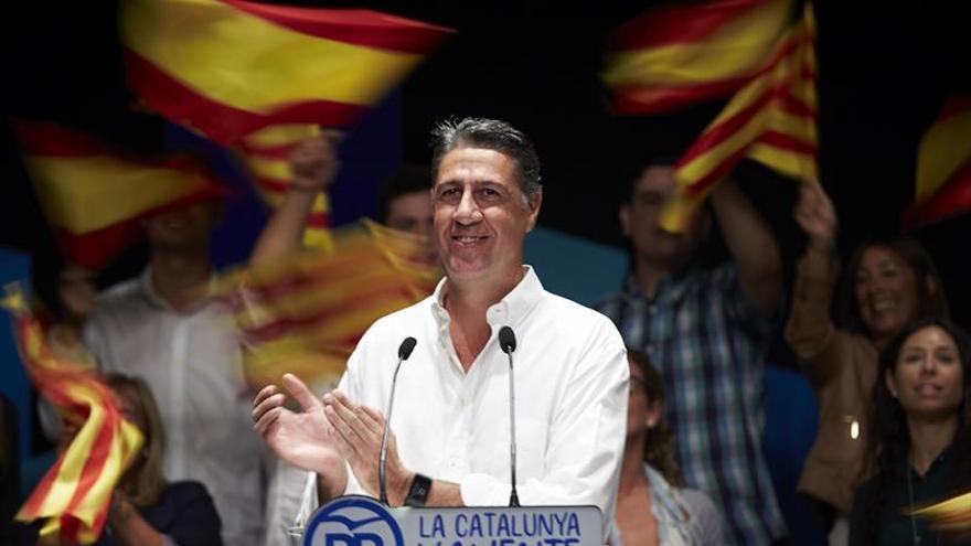 """Albiol pide a Rajoy que """"no afloje en la defensa de la democracia en Cataluña"""""""
