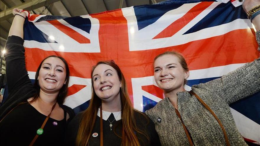Escocia votaría ahora por la independencia si hubiera un nuevo referéndum