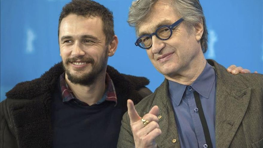Wim Wenders desconcierta en la Berlinale con un James Franco en 3D