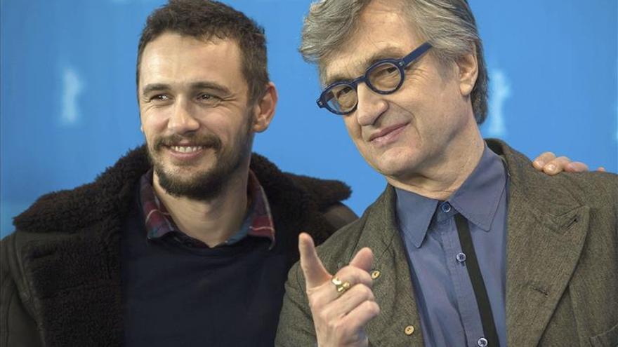 Wim Wenders desconcierta en la Berlinale con un James Franco en 3D