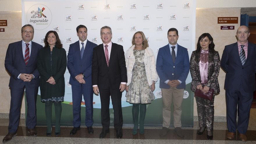"""El lehendakari afirma que negociar y aprobar las Cuentas vascas de 2018 significa """"ofrecer más oportunidades de empleo"""""""