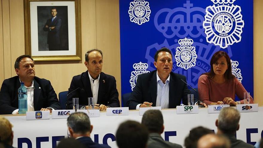 La Confederación Española de Policía dice que no hay tensión con los Mossos