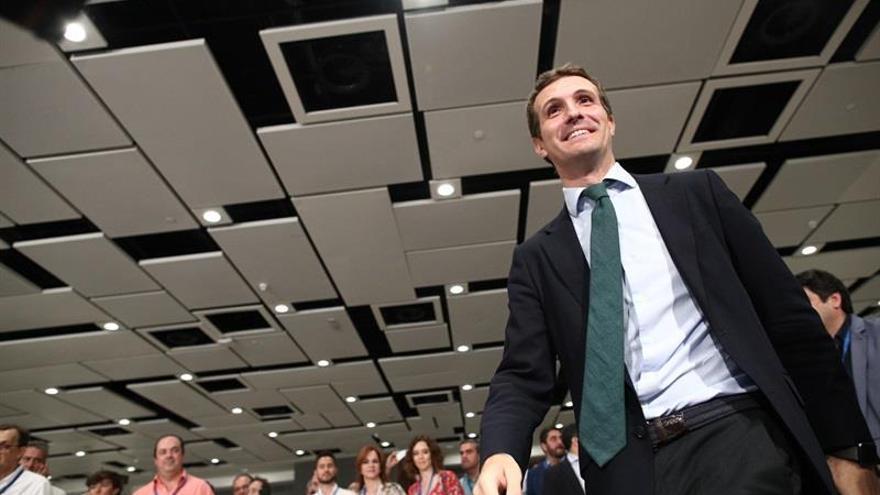 Casado asistirá a la toma de posesión del nuevo presidente de Colombia y tendrá bilaterales con Duque, Macri y Piñera