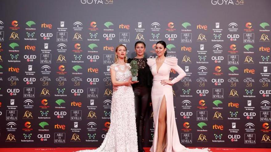 María Esteve dice que se madre, Pepa Flores, ya tiene el Goya en su poder