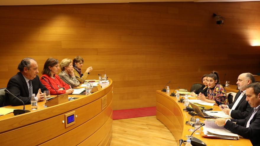 José Joaquín Ripoll comparece en la comisión de investigación de los recintos feriales