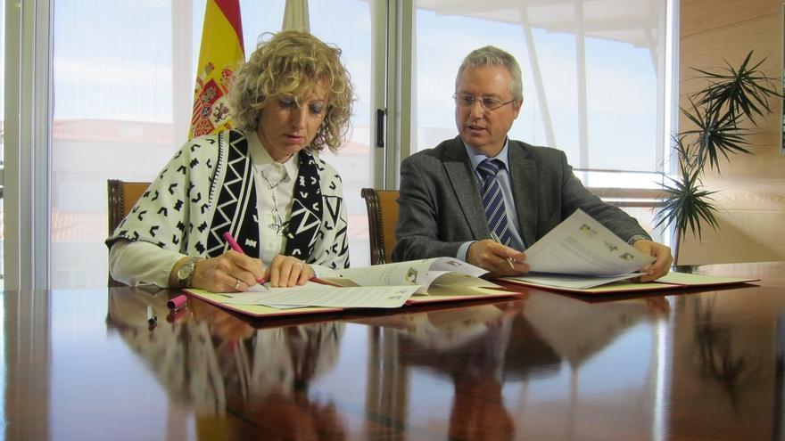 Firmado el convenio por el que Guipúzcoa puede ya verter residuos en Cantabria