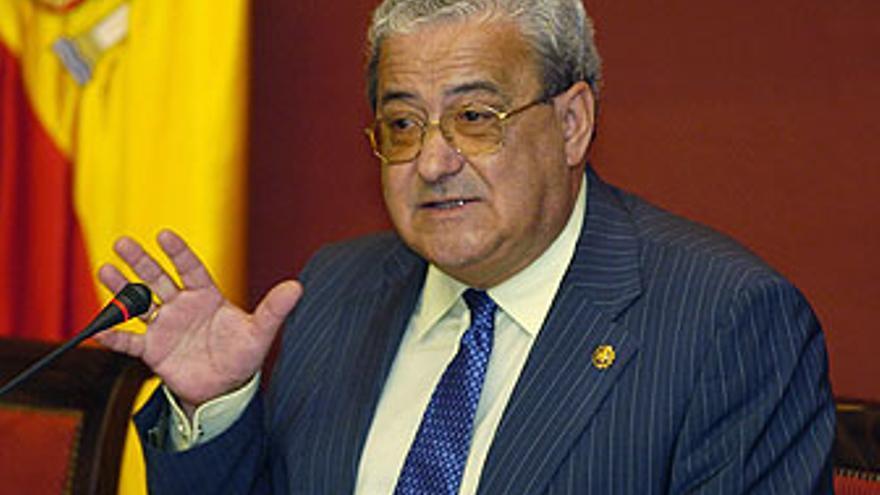 Antonio Castro Feliciano, presidente del TSJC.