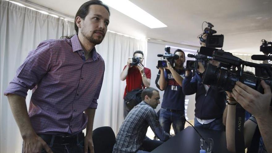 """El """"círculo de enfermeras"""" compite con Pablo Iglesias por organizar Podemos"""