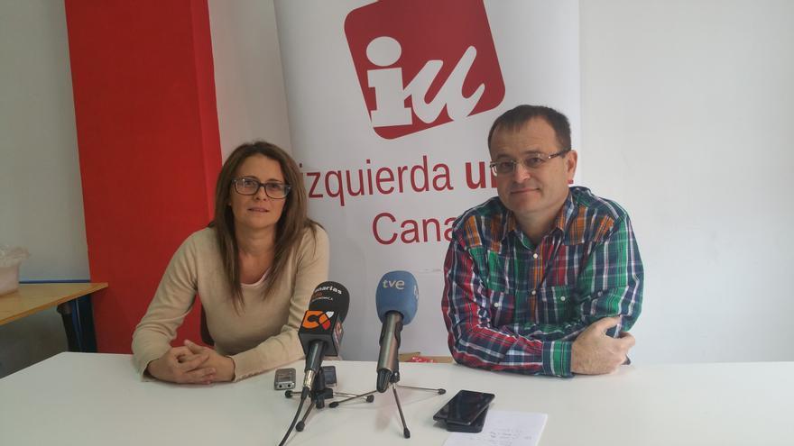Ramón Trujillo ofreció este martes una rueda de prensa. Foto: LUZ RODRÍGUEZ.