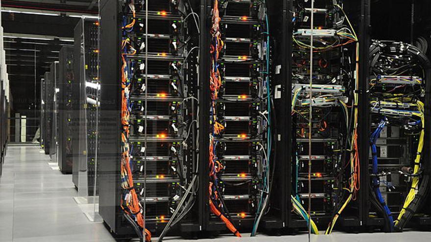 Casi 50.000 procesadores unidos en el MareNostrum