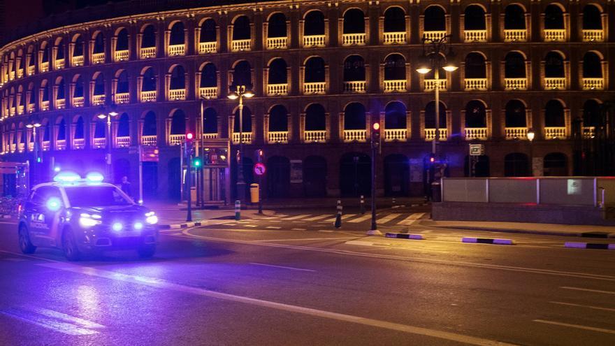 Los jueces avalan el toque de queda en 77 municipios de la Comunidad Valenciana