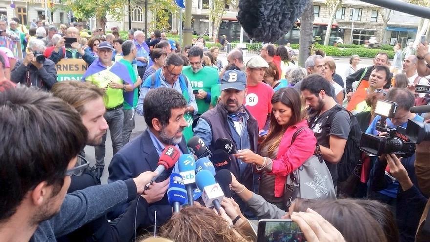 """Sánchez (ANC) dice que """"quitarles el mando"""" de Mossos no silenciará al independentismo"""