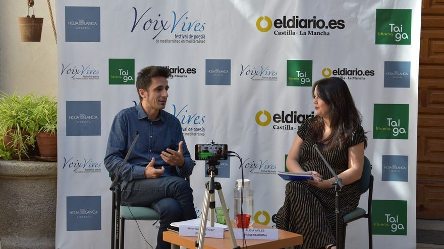 Javier Gallego 'Crudo', en directo con eldiario.es de Castilla-La Mancha