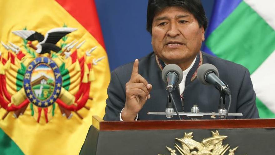 Evo Morales anuncia nuevas elecciones en Bolivia tras el informe de la OEA