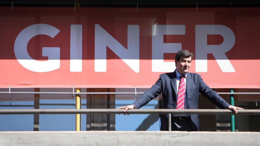 El candidato a la alcaldía de València por Ciudadanos, Fernando Giner