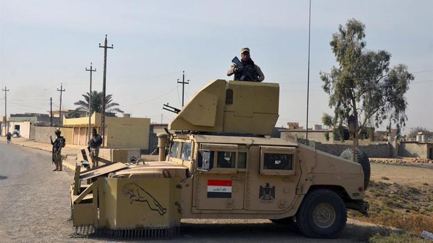 Las crueles artimañas del Estado Islámico para resistir en Mosul