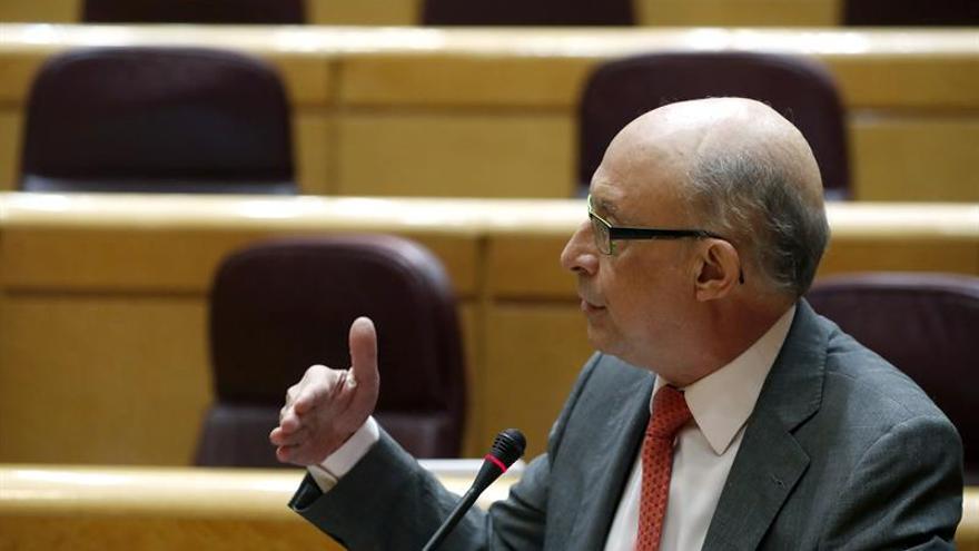 Montoro dice a Llarena que ha enviado al fiscal indicios de delito en el 1-0