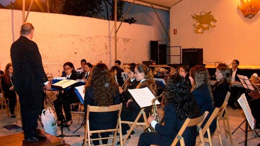 Agulo dedica el sábado a la celebración de Santa Cecilia con un concierto de la Banda Musical