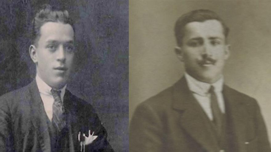Cuatro de los presos que aguardaron su ejecución en la prisión de Lugo: Daniel Álvarez (concejal de Sober), Antonio Reboiro (alcalde de Puebla de Brollón), Antonio Freije (concejal de un pueblo asturiano) y José María Gallo (alcalde de Villaodrid)