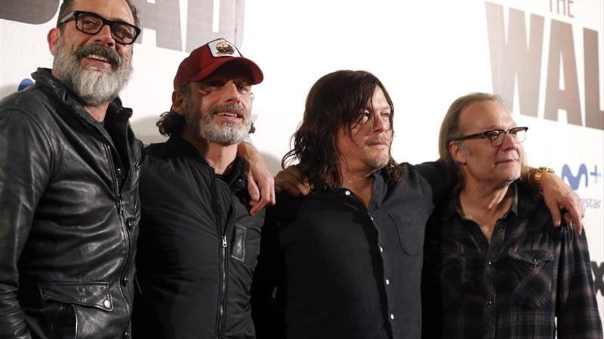 """""""The Walking Dead"""", más vivos que nunca"""